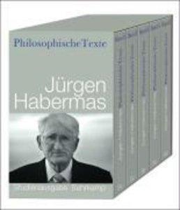 Philosophische Texte, Studienausgabe, 5 Bde.