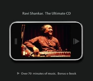 Ravi Shankar, 1 Audio-CD + E-Book