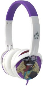 BIOXAR FreeStyler Headphone Purple