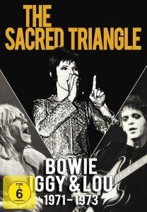 Bowie, I: Sacred Triangle 1971-1973
