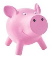 BULLYLAND 62100 - Spardose Schwein