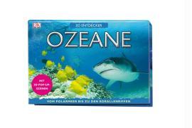 Ozeane. 3D Entdecker
