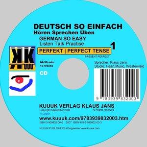 Dt. So Einfach - Hören Sprechen Üben 1 / CD