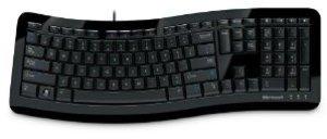 Comfort Curve Keyboard 3000