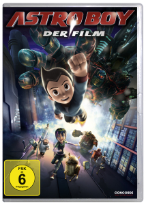 Astro Boy-Der Film (DVD)