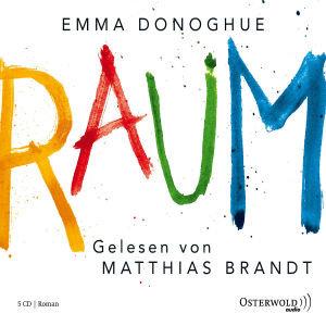 Raum, 5 Audio-CDs