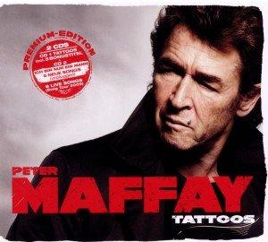 Tattoos, 2 Audio-CDs (Premium Edition)