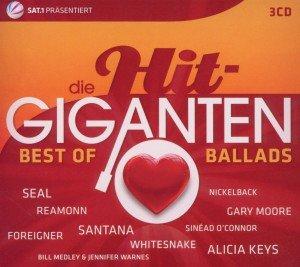 Best Of Ballads, 3 Audio-CDs