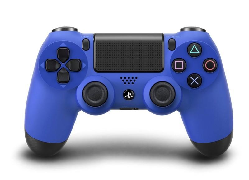 PlayStation 4 - Dualshock 4 Wireless Controller - Blau