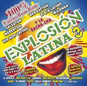 Various: Explosion Latina 3