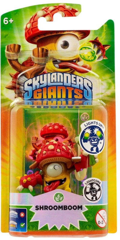 Skylanders Giants: Shroomboom - Light Core Single Charakter