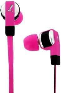 Puma El Diego Dos Headset In-Ear + Mic, pink