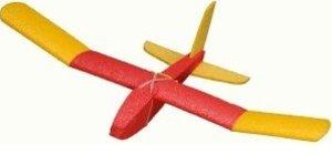 Invento 365105 - Felix 30 EPP, Flugmodell aus Flexipor, sortiert