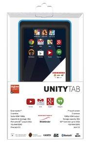 UNITY TAB - Blau - 7 Tablet (ca, 17,7 cm)