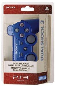 DualShock 3 - Wireless Controller - Blau (Sony)