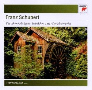 Wunderlich, F: Die schöne Müllerin op.25,D 795