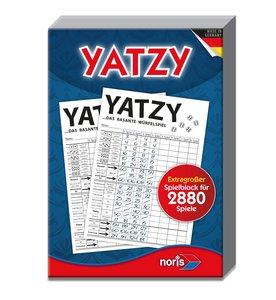 Noris 606194320 - Spielblock Knubbel Yatzy