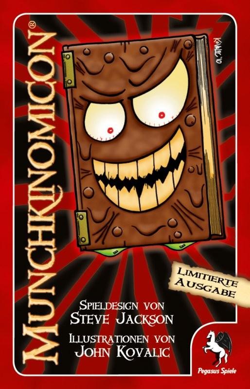 Munchkinomicon Booster