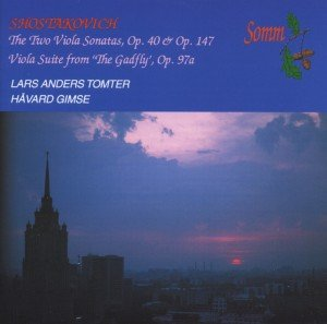 Tomter/Gimse: Viola Sonatas/Viola Suite from the Gadfly