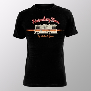 Heisenberg Tours (Shirt XL/Black)