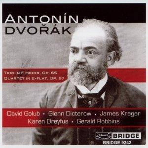 Piano Trio,op.65/Piano Quartet,op.87
