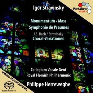 Herreweghe/Collegium Vocale Gent/Royal Flem. Phil.: Monument