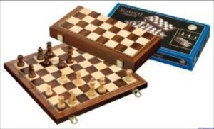 Philos 2614 - Schachkassette, Feld 42 mm, magnetisch