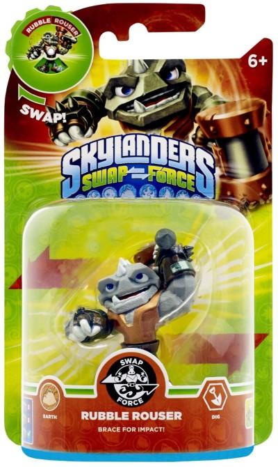Skylanders Swap Force - Single Character (Rubble Rouser)