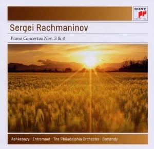 Ashkenazy, V: Klavierkonzerte 3 In D-moll & 4 In G-moll