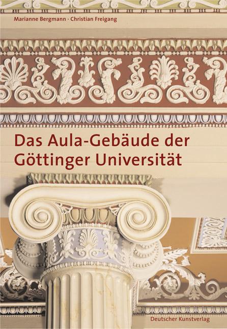 Das Aula-Gebäude der Göttinger Universität