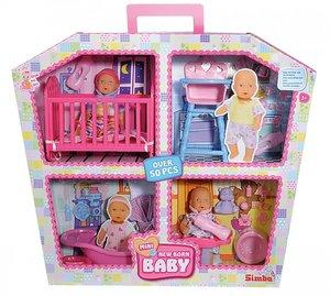 Simba 105033388 - Puppenhaus
