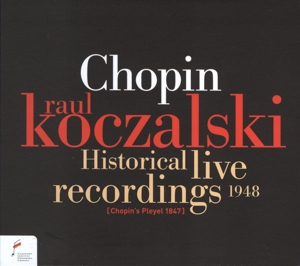Historical Live Recordings 1948