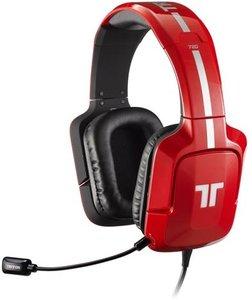 TRITTON(R) 720+ 7.1-Surround-Headset für Xbox 360(R) und PlayStation(R)3/4, rot