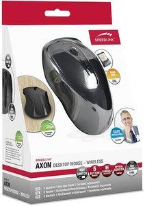 Speedlink AXON Desktop Mouse, Maus - Wireless, grau