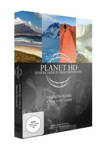 Südamerika / Afrika, 3 DVDs