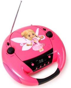 CD-Radio CD52, tragbar - Fairy