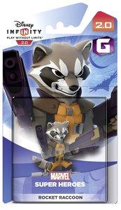 Disney INFINITY 2.0 - Figur Rocket Raccoon - Marvel Super Heroes