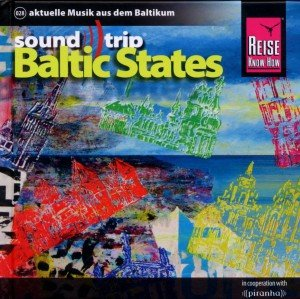 Reise Know-How sound trip Baltic States, 1 Audio-CD