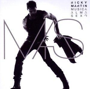 Música + Alma + Sexo, 1 Audio-CD
