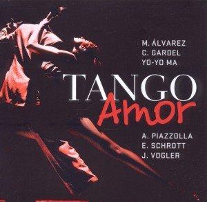 Tango Amor, 1 Audio-CD