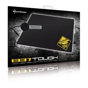 Sharkoon 1337 - Tough Gaming Mat (Mauspad) - Schwarz