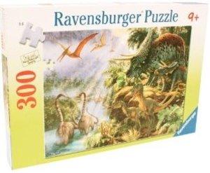 Ravensburger 13044 - Urzeitgiganten, 300 Teile Puzzle