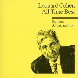 Leonard Cohen - All Time Best, 1 Audio-CD