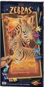 Schipper Malen nach Zahlen - Zebras