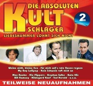 Die absoluten Kultschlager/2 CDs