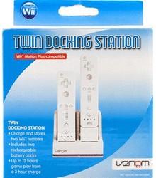 Venom - Twin Docking Station - Ladestation für Wii
