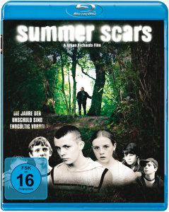 Summer Scars - Ihre Unschuld ist ihr Verderben
