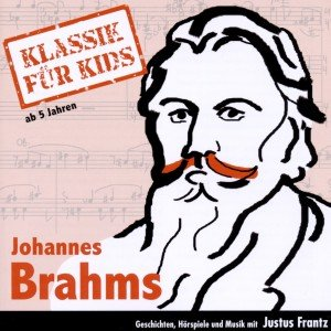 Johannes Brahms, 1 Audio-CD