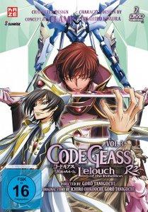 Code Geass: Lelouch of the Rebellion - Box 6