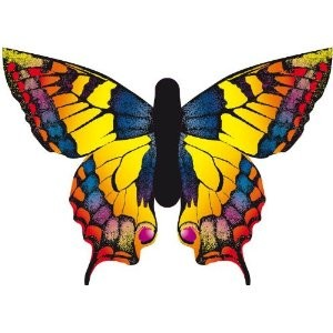 Invento 106542 - Butterfly Kite Swallowtail L, Schmetterling Dra